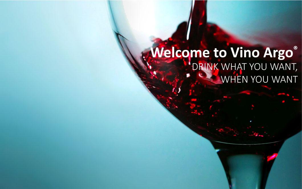 Wine Preservation System Vino Argo Vino Argo Wine